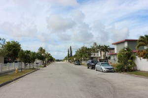 Barrigada Heights Street Guam