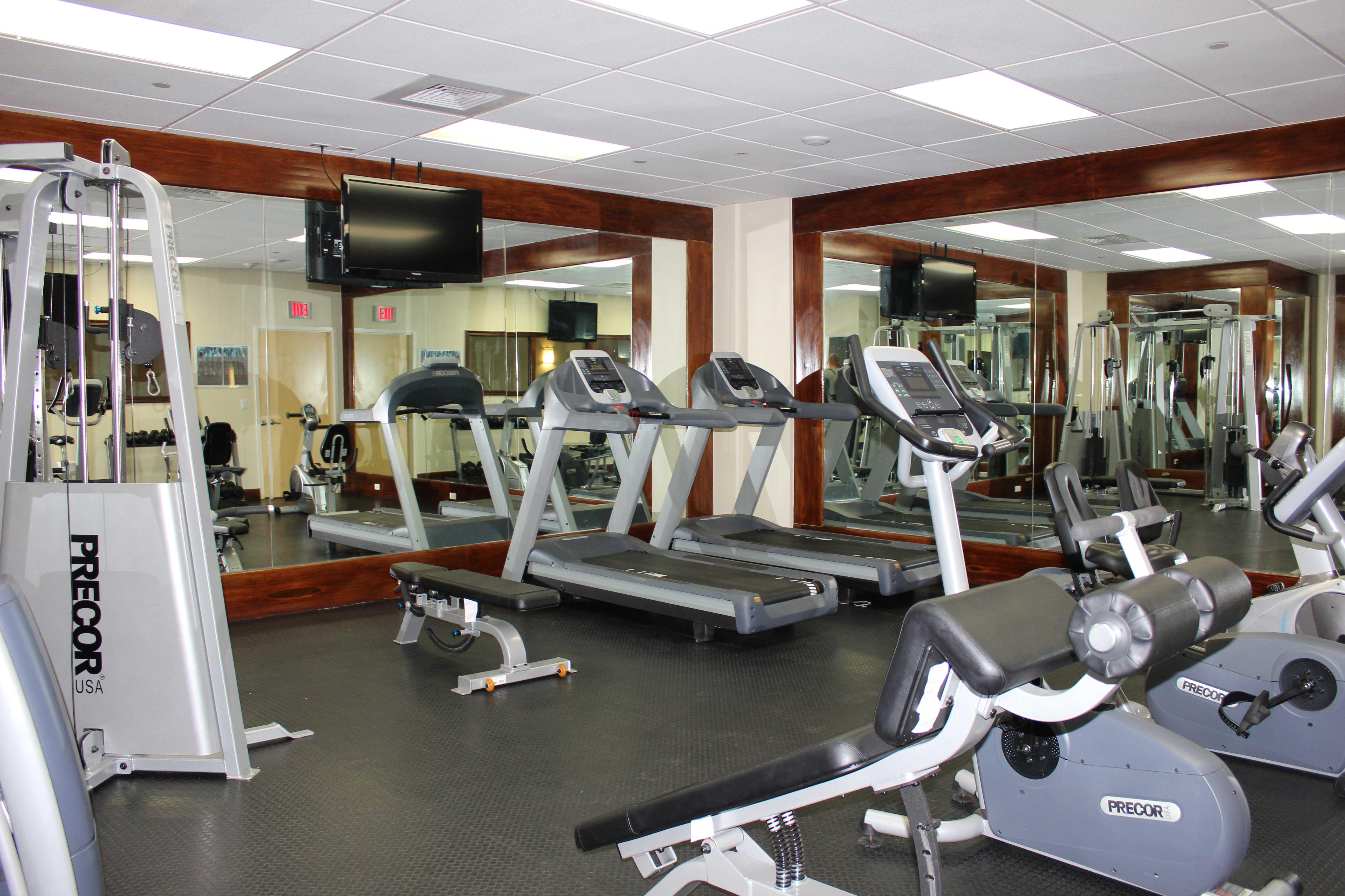 Guam-Beachfront-Residences-Gym