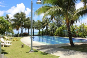 Guam Beachfront Residences Pool