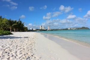 tumon guam beach