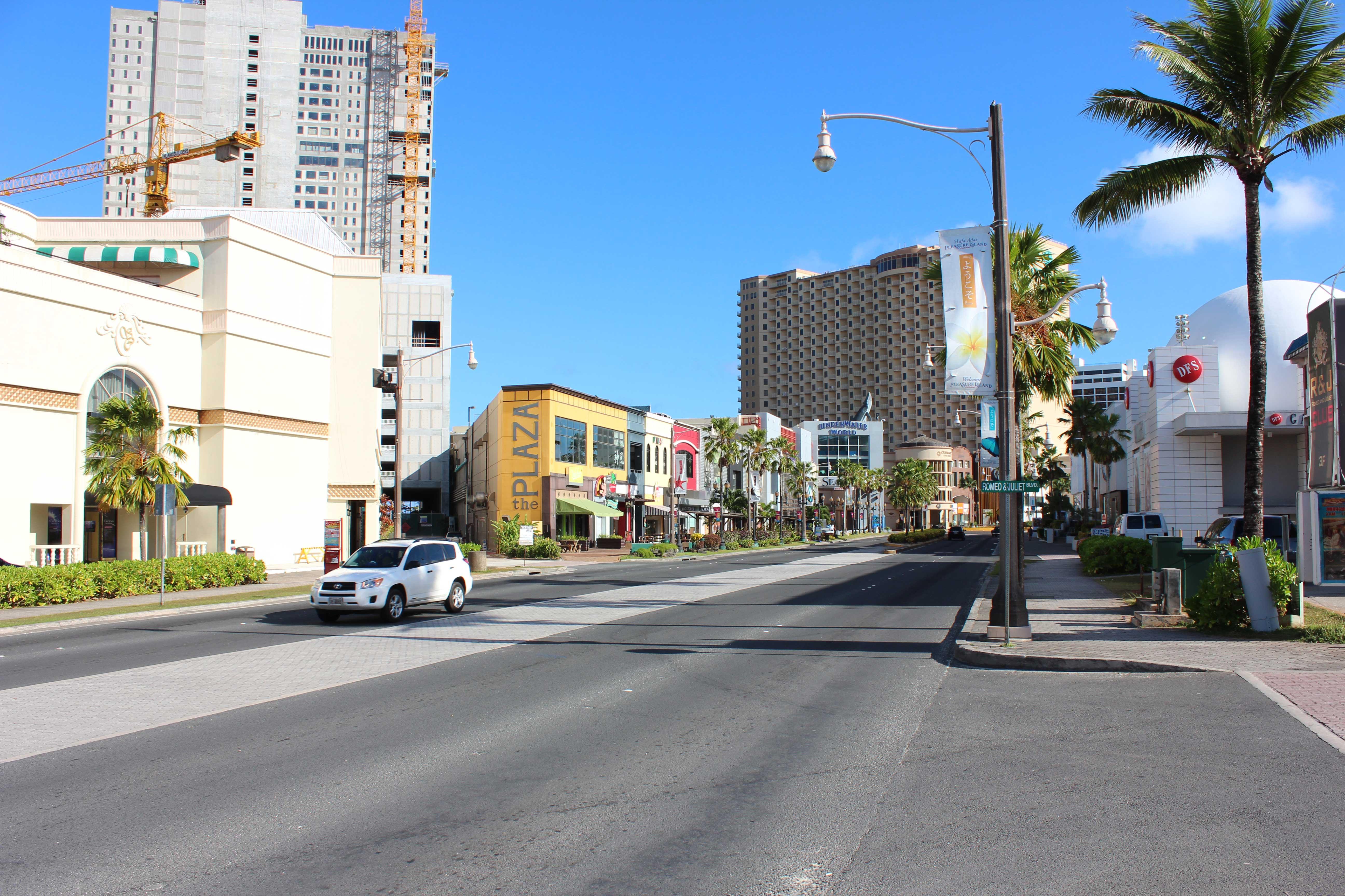 location details gumn tumon downtown