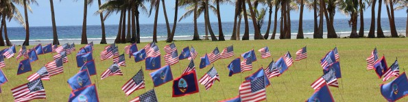 Military Transfer Season on Guam