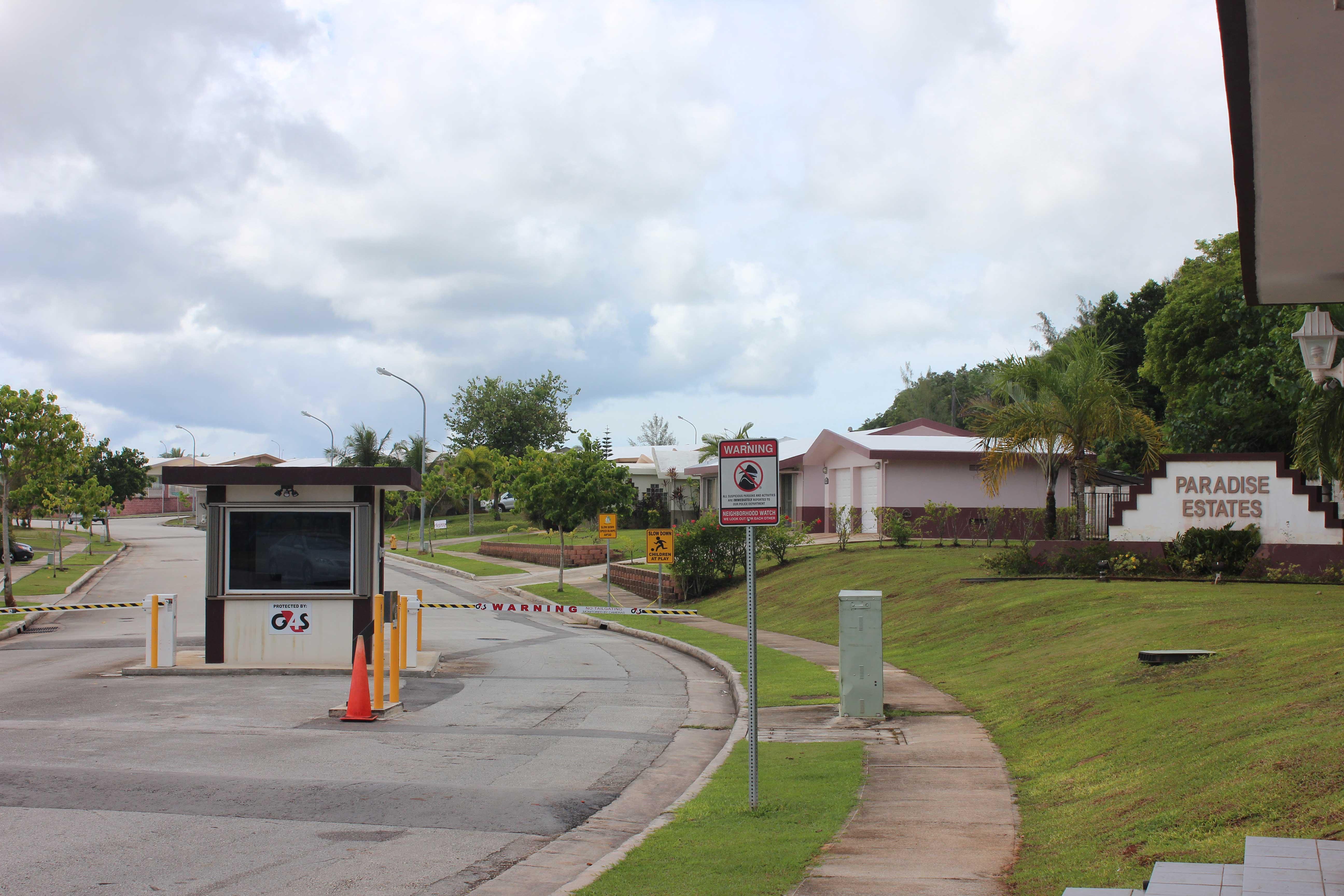 Paradise-Estate-Guam---Gated-Entry