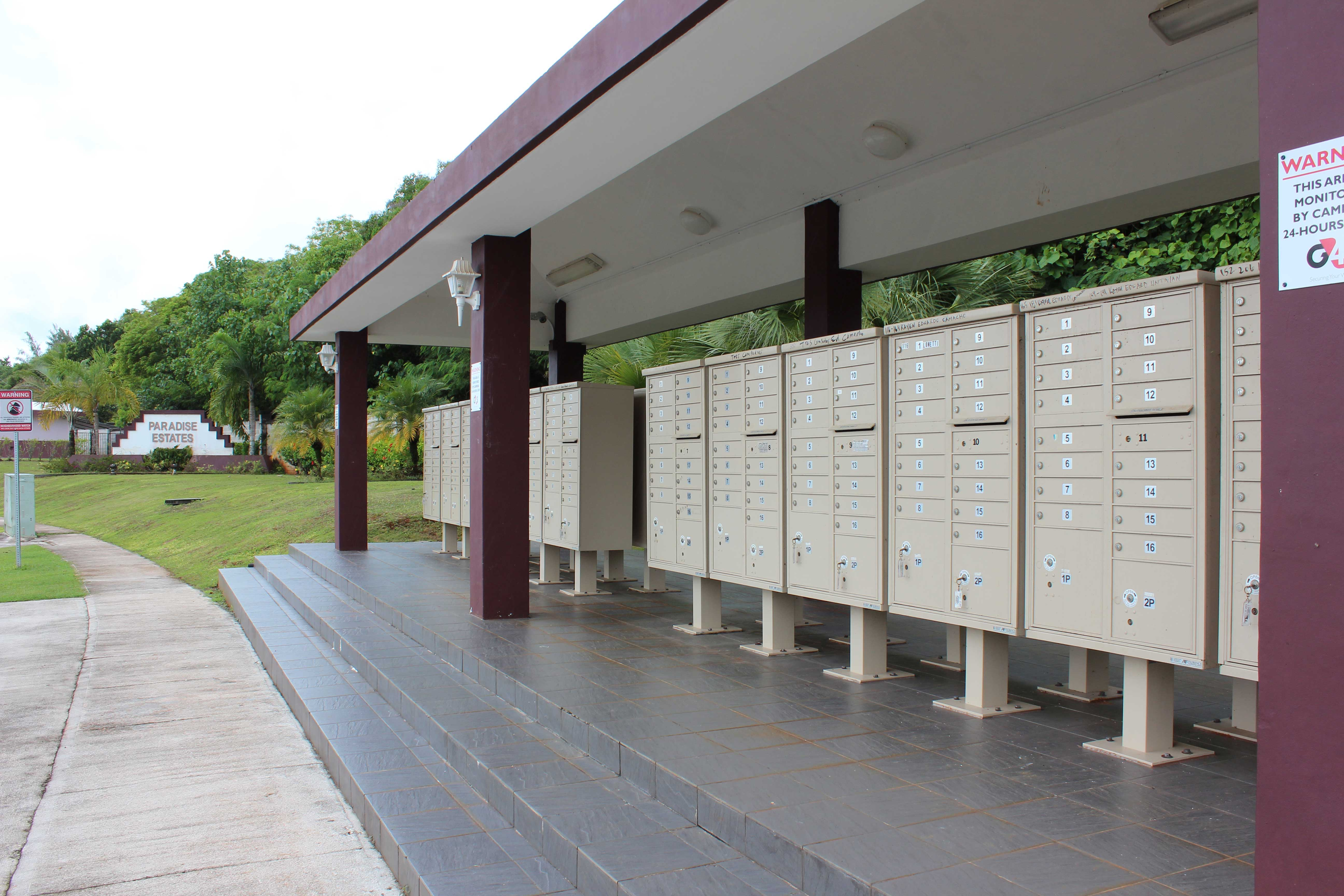 Paradise-Estate-Guam---Mailbox