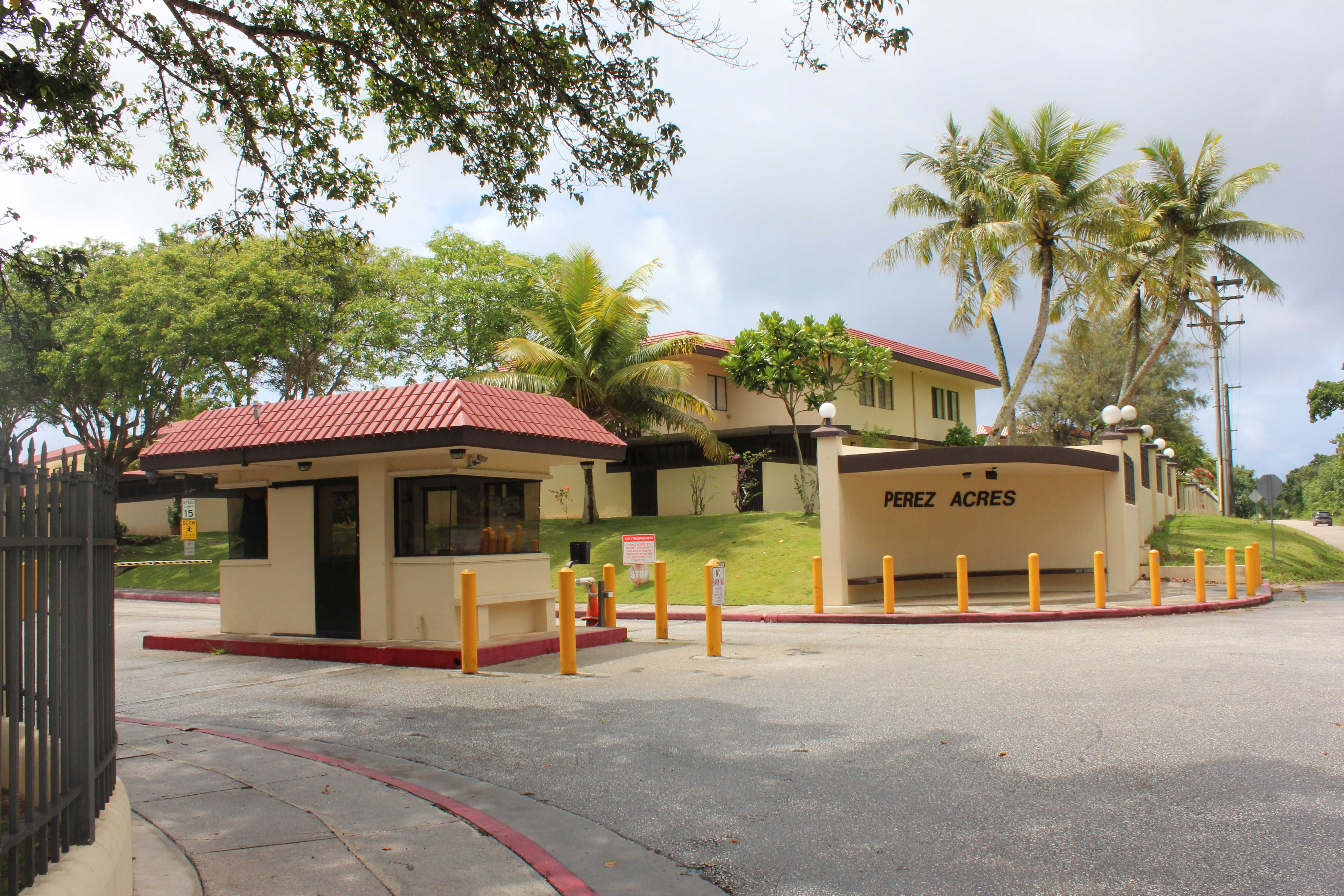Perez-Acres-Guam---Gate