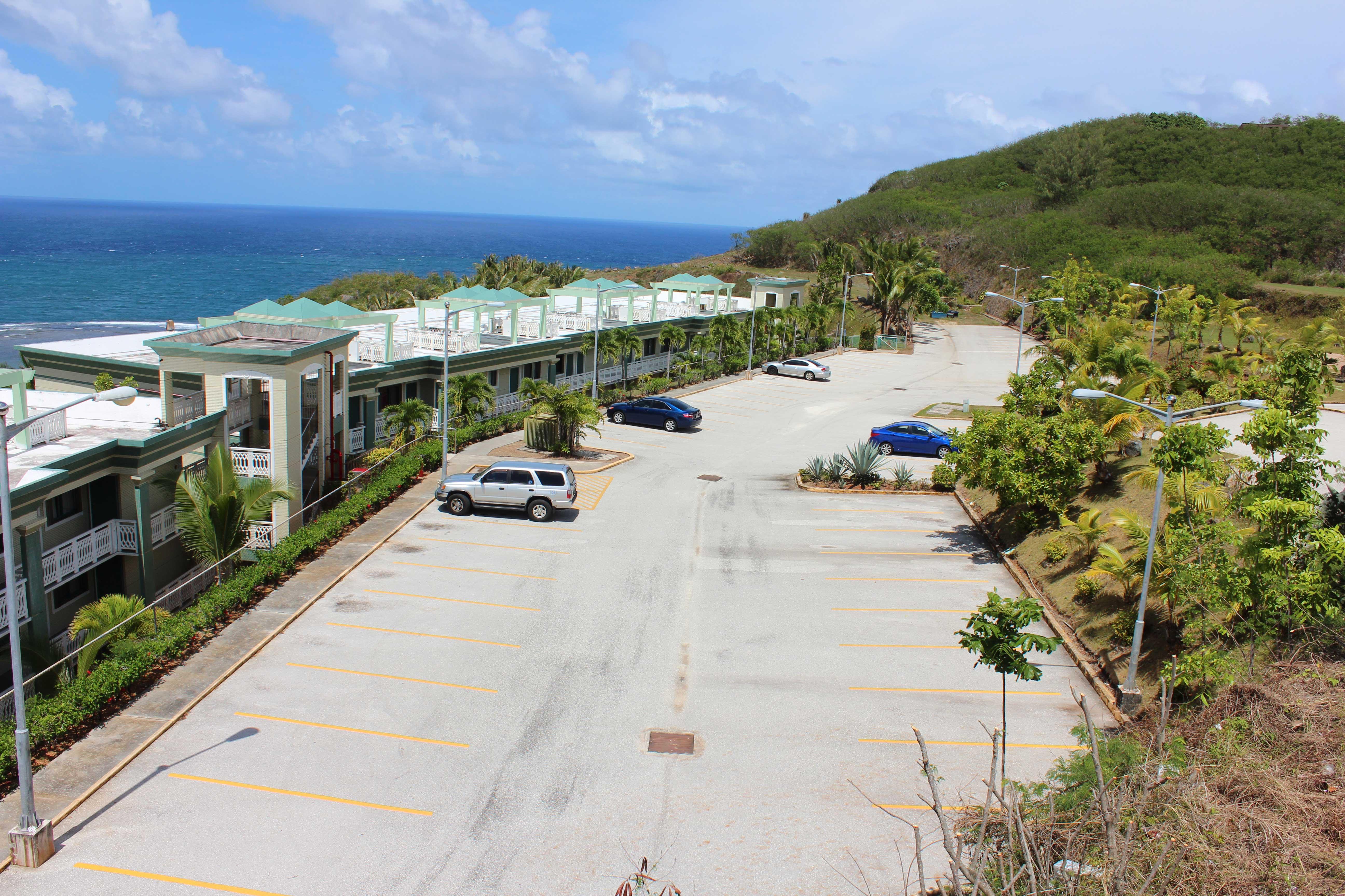 Villa-Del-Carmen-Guam-Parking